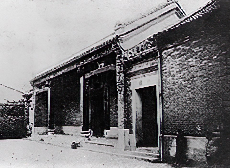 Kuan Ti Miao 1910, photo