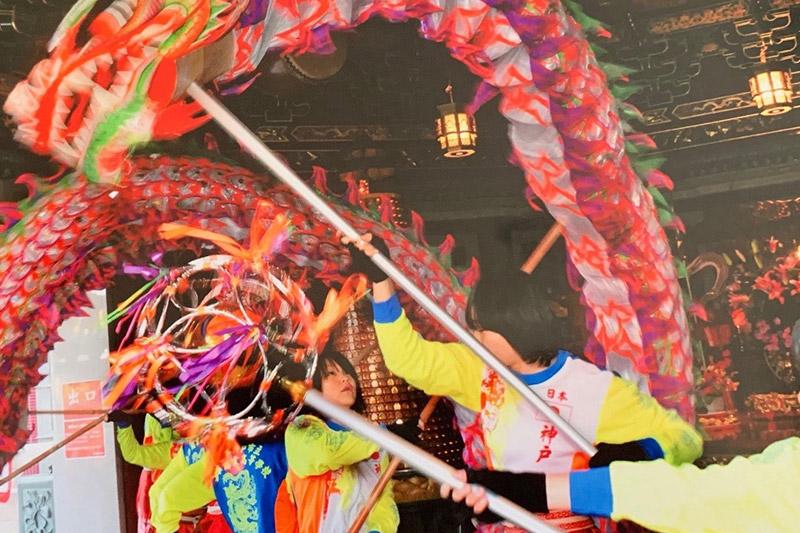 春節 (中国の旧正月)