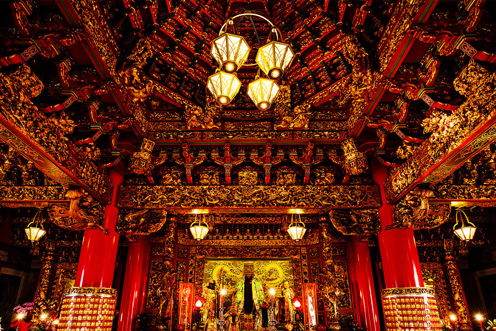 Kanteibyo Inside
